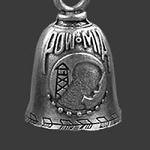 POW/MIA Guardian Bell, 25 w/ Shipping