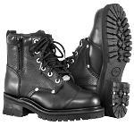 Women s Double Zipper Field Boot