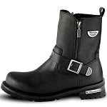 Men s Afterburner Motorcycle Boots, MB407