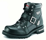 Milwaukee Road Captain Motorcycle Boot, MB433
