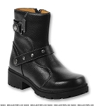 Women s Delusion Motorcycle Boots, MVB237