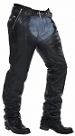 Unisex Leather Chaps 7145