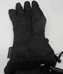 601 Nylon Riding Glove Black