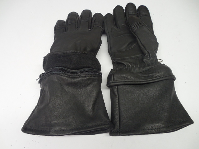 8247 Deer Skin Riding Gloves