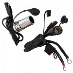 EKLIPES Chrome Viper Motorcycle Cellphone & GPS Adapter