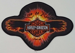 Harley Davidson Ember Wings Patch, HD89 HD90