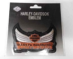 Harley-Davidson Wings Emblem Patch, HD116