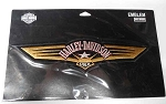 Harley-Davidson USA Emblem Patch, HD45