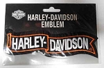 Harley-Davidson Emblem Patch, HD73