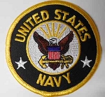 United States Navy Patch, PM0004