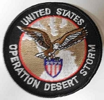 Operation Desert Storm Patch, PM0427