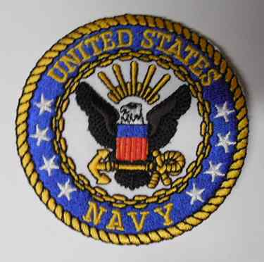 United States Navy Patch Pm0634