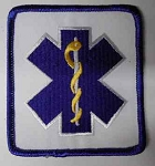 Emergency Ambulance Patch, PM4104