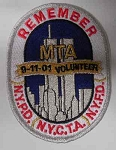 Remember 9-11 Patch, PM7140