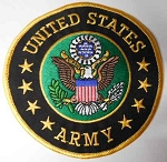United States Army Patch, PM7994