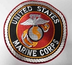 United States Marine Corps Patch, PM9046
