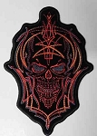 Wicked Skull Patch, p332