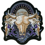 Badlands Embroidered Patch, p408