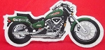 Honda Shadow VLX Motorcycle Patch