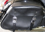 Saddlebag Curve Top Lid