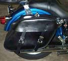 1. Dyna Saddlebags
