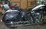 SOFTAIL DELUXE LACED 3.04