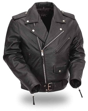 Motorcycle Jacket Classic Men