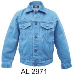 AL2971 Kid s Denim Jacket