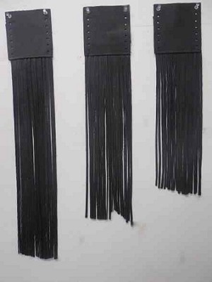 Grip Covers with Fringe