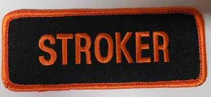 """Stroker"" Patch, P303"