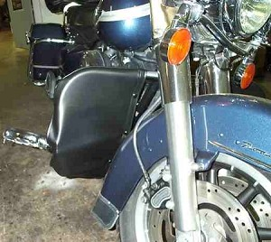Road King, Front Dresser Bar Cover
