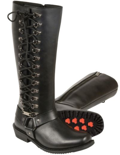Tall Lace Up Women's Boot 3403