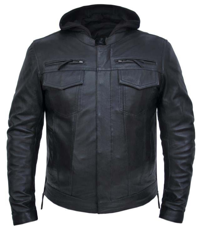 New Lambskin Men Jacket