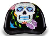 HELMET DIAMOND SKULL NOVELTY 6002DS