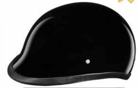 HELMET HAWK GLOSS DOT  H1-A