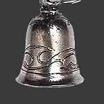 Tribal Guardian Bell, 37 w/ Shipping