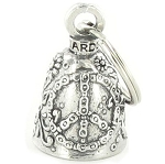 Peace Sign Guardian Bell, 94 w/ Shipping