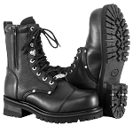 Men s Double-Zipper Field Boot, 09-8138