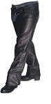Women s Studded Hip Hugger Chaps, 7155 SD