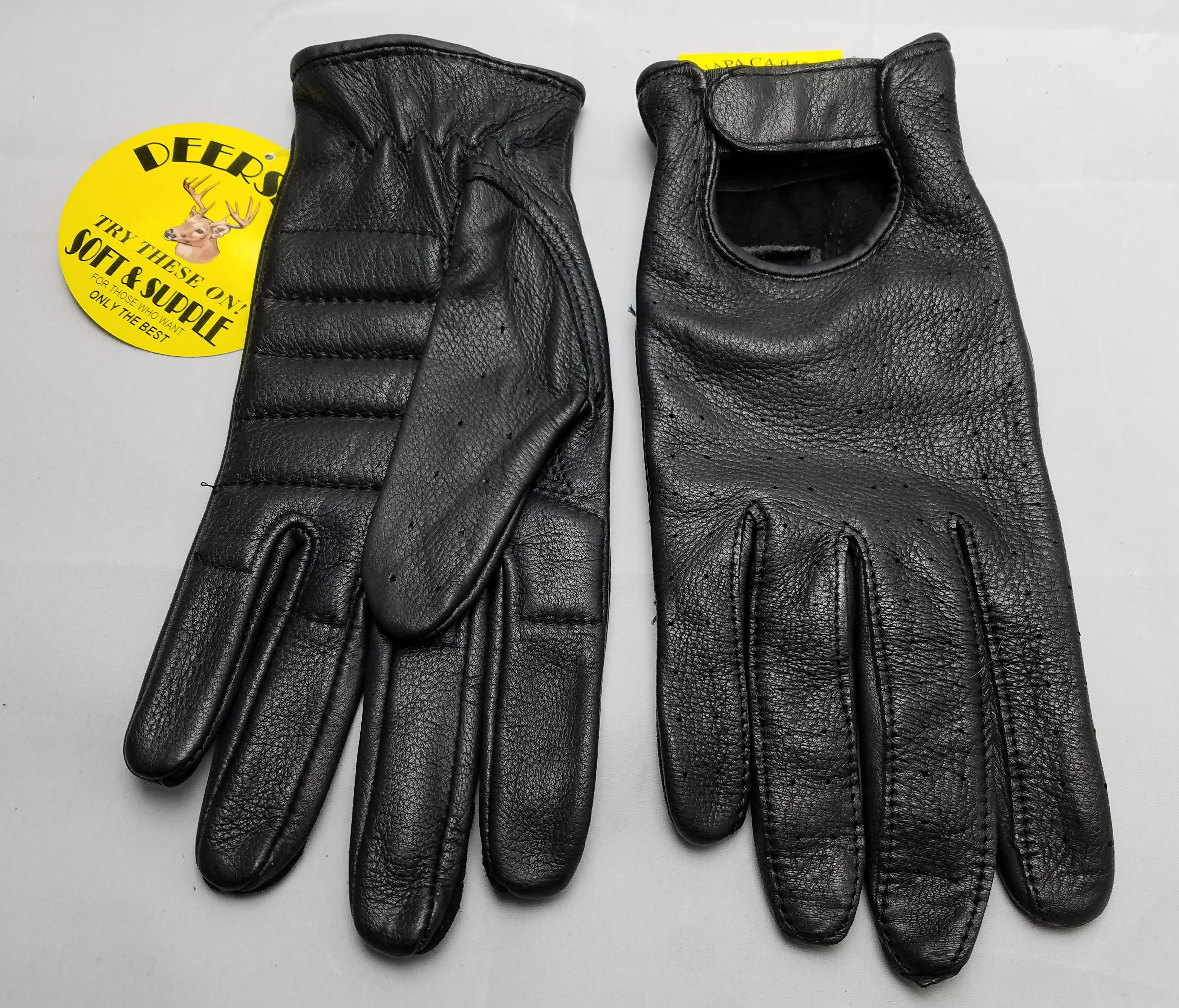 Gloves,Driver Deerskin