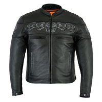 Jacket Men's Skull DS700