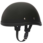 HELMET-EAGLE- DULL BLACK NOVELTY