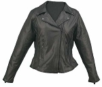 Ladies Premium Leather Jacket, 0254.BH