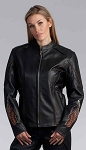 Ladies Premium Vented Jacket, 582.06