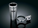 Universal Drink Holder with Stainless Steel Mug