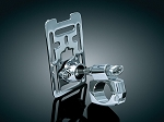 Handlebar Mount- Premium XL Chrome