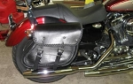 2. Sportster Saddlebags