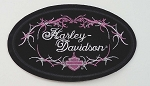 Harley Davidson oval Emblem Patch, HD80