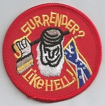 Surrender? Like Hell, 020-252