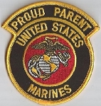 Proud Parent United States Marines, p549